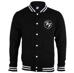 bluza/kurtka FOO FIGHTERS - INITIALS, rozpinana