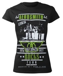 bluzka damska AEROSMITH - ROCKS TOUR