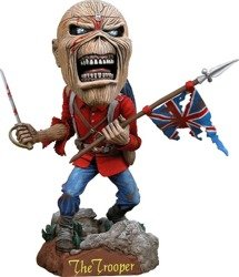 figurka IRON MAIDEN - THE TROOPER, 18 cm