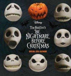 kalendarz THE NIGHTMARE BEFORE CHRISTMAS 2018