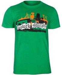 koszulka DROPKICK MURPHYS - BOSTON LANDMARKS