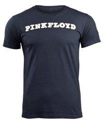 koszulka PINK FLOYD - LOGO & PRISM WITH APPLIQUE MOTIFS