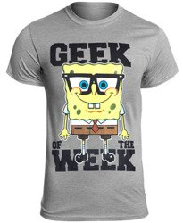 koszulka SPONGEBOB - GEEK OF THE WEEK