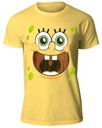 koszulka SPONGEBOB - HAPPY FACE