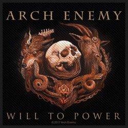 naszywka ARCH ENEMY - WILL TO POWER
