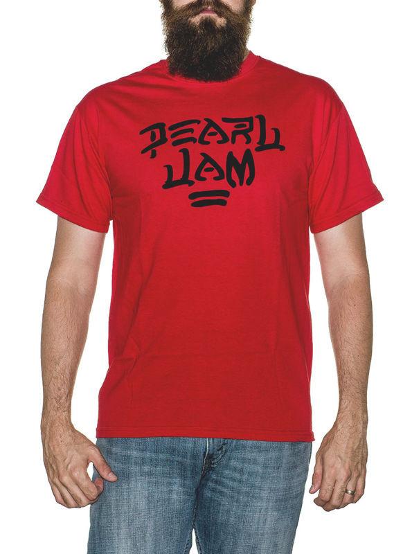 5c1d271413b280 koszulka PEARL JAM - RED LOGO | sklep MetalHead.pl - rockowe ciuchy ...