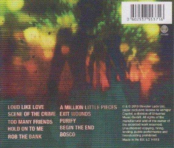 PLACEBO: LOUD LIKE LOVE (CD)