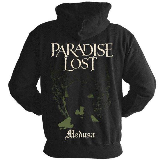 bluza PARADISE LOST - MEDUSA, rozpinana z kapturem