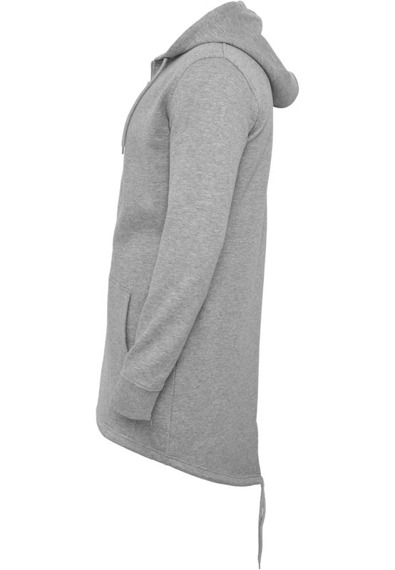 bluza SWEAT PARKA, rozpinana z kapturem, grey