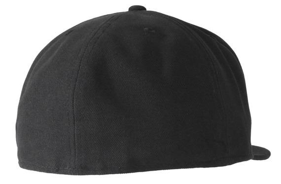 czapka METAL MULISHA - FLARE black/blue