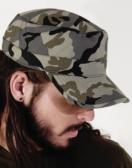 czapka patrolówka CAMOUFLAGE ARMY JUNGLE CAMO