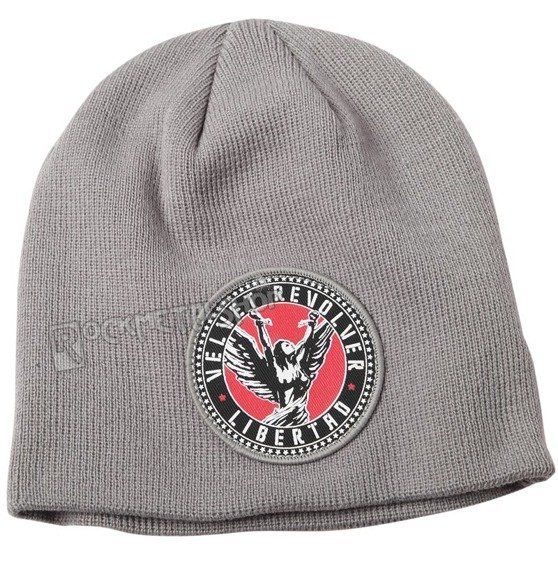 czapka zimowa VELVET REVOLVER - CIRCLE LOGO