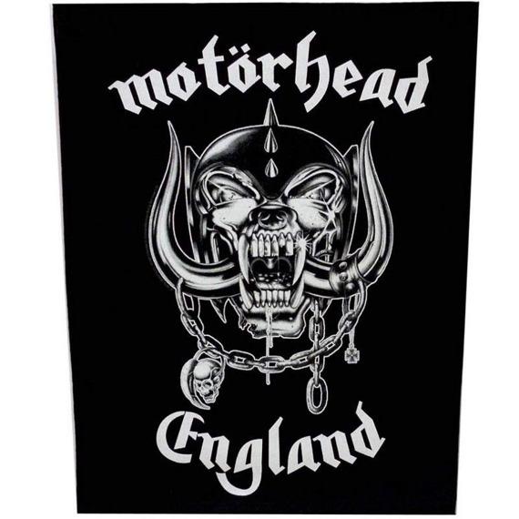 ekran MOTORHEAD - ENGLAND