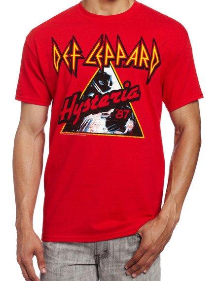 koszulka DEF LEPPARD - HYSTERIA 87