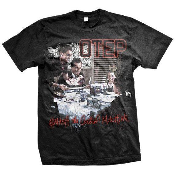 koszulka OTEP - FAMILY DINNER