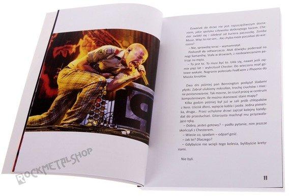 książka LINKIN PARK WSZYSTKO JEST HYBRYDĄ (ir) autor:Brad Whitaker