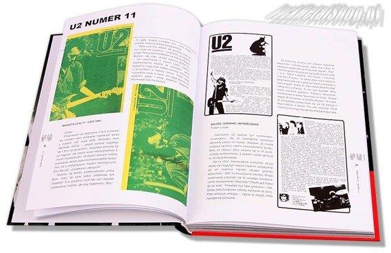 książka U2 - PROPAGANDA twarda oprawa