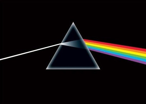plakat PINK FLOYD - DARK SIDE OF THE MOON