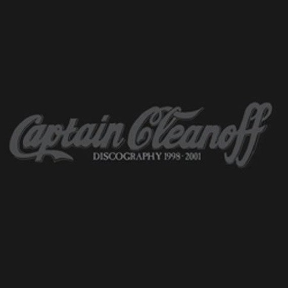 płyta CD: CAPTAIN CLEANOFF - DISCOGRAPHY 1998 - 2001