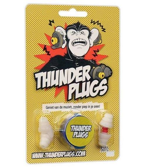 profesjonalne zatyczki do uszu THUNDER PLUGS TP-EN