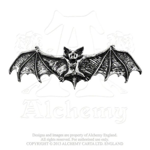 spinka do włosów DARKLING BAT