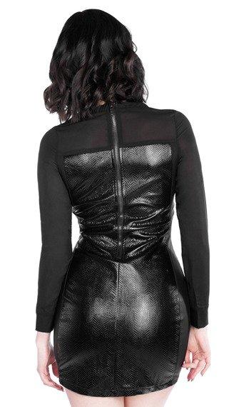 sukienka DISTURBIA - VIPER