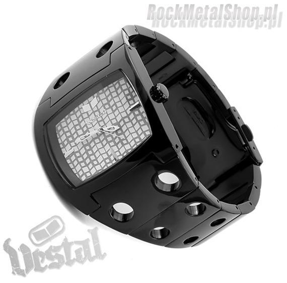 zegarek DESTROYER - Black/White Vestal Print, firma VESTAL (DES032)
