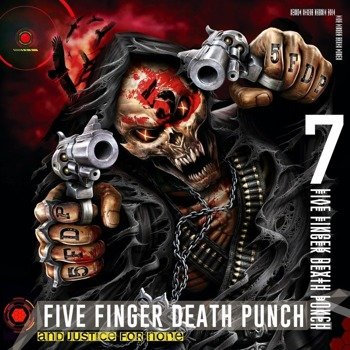 FIVE FINGER DEATH PUNCH: AND JUSTICE FOR NONE (2LP VINYL)