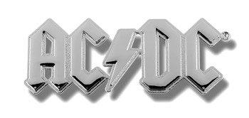 znaczek/emblemat AC/DC - LOGO