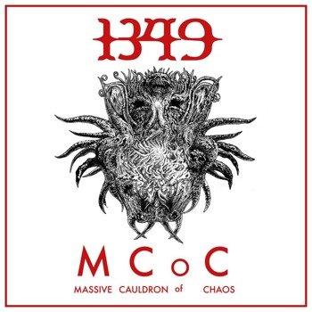 1349: MASSIVE CAULDRON OF CHAOS (CD)