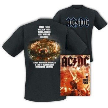 AC/DC: LIVE AT RIVER PLATE (DVD+KOSZULKA)