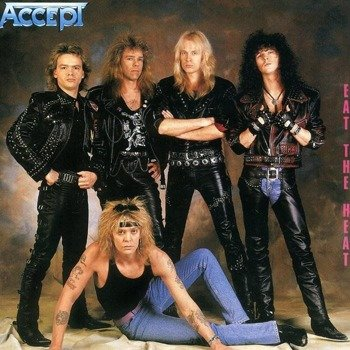 ACCEPT: EAT THE HEAT (CD)
