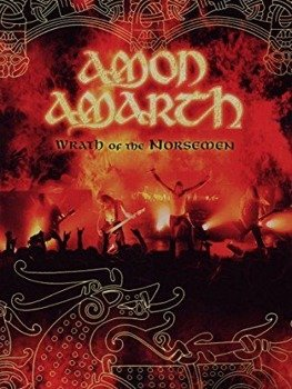 AMON AMARTH: WRATH OF THE NORSEMAN (3DVD)