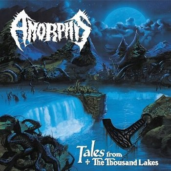 AMORPHIS: TALES FROM THE THOUSAND LAKES (CD)
