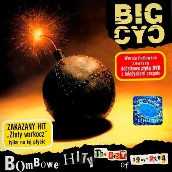 BIG CYC: BOMBOWE HITY CZYLI THE BEST OF 1988-2004 (CD+DVD)