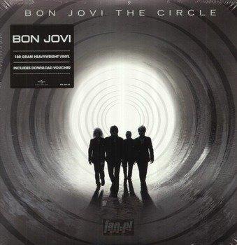 BON JOVI: THE CIRCLE (2LP VINYL)