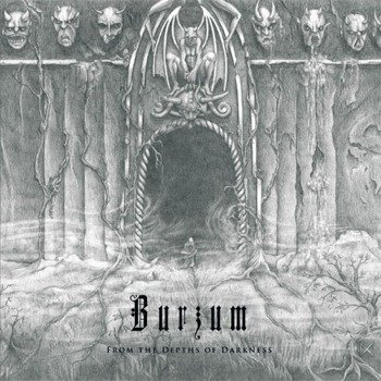 BURZUM: FROM THE DEPTHS OF DARKNESS (CD)