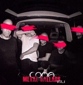 COMA:  METAL BALLADS VOL.1 (CD)