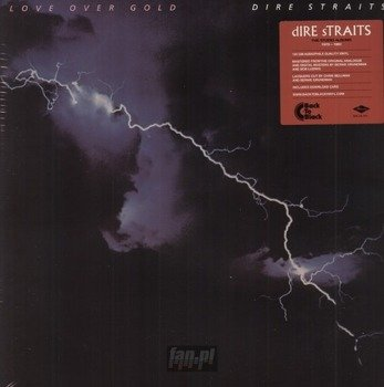 DIRE STRAITS: LOVE OVER GOLD (LP VINYL)