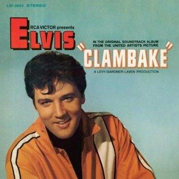 ELVIS PRESLEY: CLAMBAKE (LP WINYL)