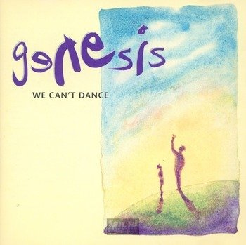 GENESIS: WE CAN'T DANCE (CD)