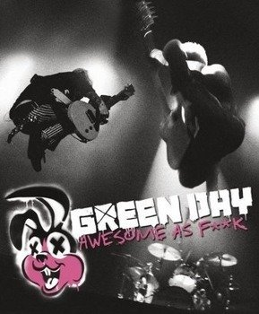 GREEN DAY : AWESOME AS FUCK (CD/BLURAY)