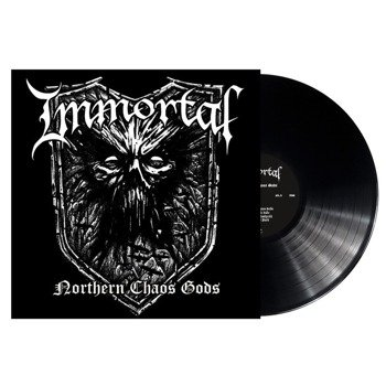 IMMORTAL:  NORTHERN CHAOS GODS (LP VINYL)