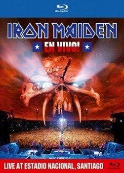 IRON MAIDEN: EN VIVO! (BLU-RAY)