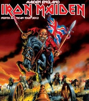 IRON MAIDEN: MAIDEN ENGLAND '88 (2CD)
