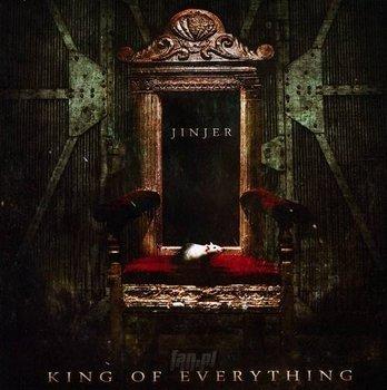 JINJER: KING OF EVERYTHING (CD)