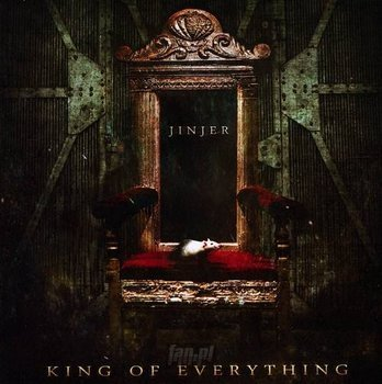 JINJER: KING OF EVERYTHING (LP VINYL)