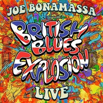 JOE BONAMASSA: BRITISH BLUES EXPLOSION (CD)