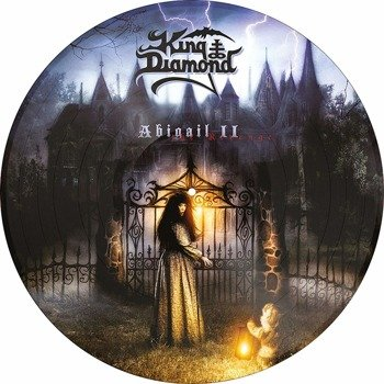 KING DIAMOND: ABIGAIL II (2LP PICTURE VINYL)