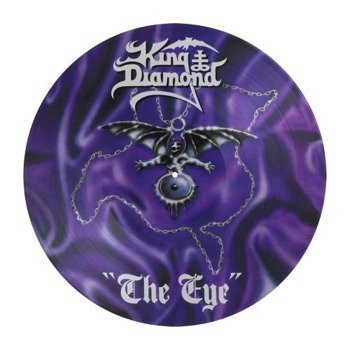 KING DIAMOND: THE EYE (PICTURE VINYL)